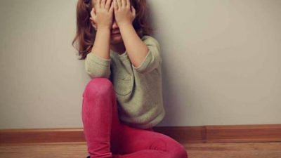 Psicóloga infantil en Valencia - Ansiedad en niños