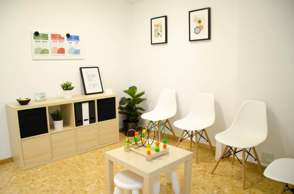 clinica de psicologia en valencia - Sala de espera