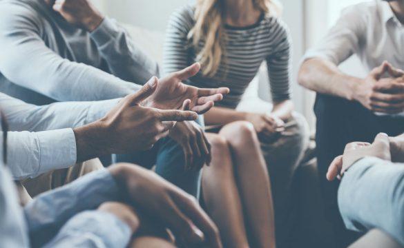 Psicóloga en valencia - Terapia de grupo