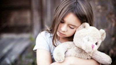 psicóloga infantil - tristeza infantil
