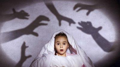 Psicóloga infantil en Valencia - Fobias infantiles