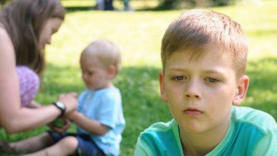 Psicóloga infantil en Valencia - Celos infantiles