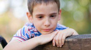 psicóloga infantil en Valencia - niño con baja autoestima