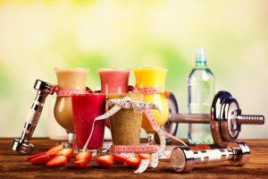 nutricionista en Valencia - jarras con zumos