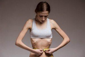 psicólogo para problemas de anorexia en Valencia - cinta métrica