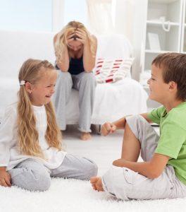 clinica de psicologia infantil en Valencia - berrinche