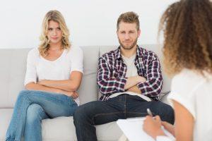 terapia para parejas en Valencia - enfadados