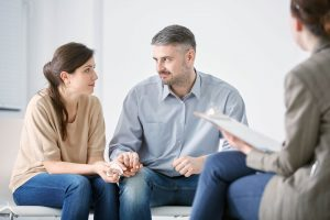 terapia para parejas en Valencia - pareja mayor