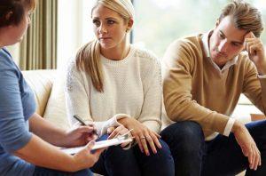 terapia de pareja - desacuerdo