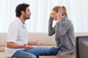 terapia de pareja - discusión