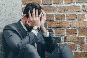 terapia para trastornos de ansiedad en valencia - hombre de negocios