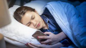 terapia contra el insomnio en Valencia - telefono móvil