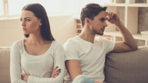 terapia para parejas en Valencia - enfado