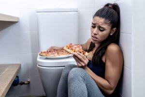 psicologo para la bulimia en Valencia - pizza