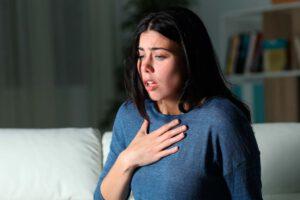 psicólogo para trastornos de ansiedad en Valencia - ataque de pánico