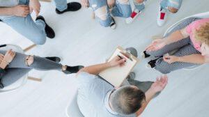 terapia para adolescentes en Valencia - terapia de grupo