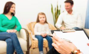 psicóloga infantil en Valencia - familia